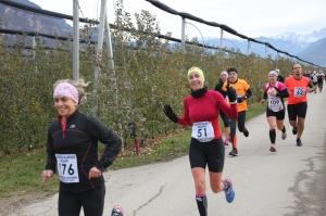 21 km Frangart, 13.11.16