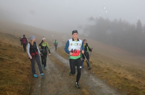 Berglauf Tarscher Alm 26.11.16