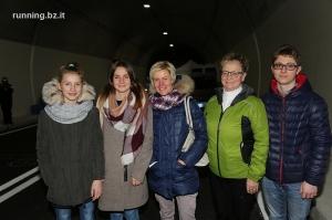 Sarner Tunnel-Lauf 17.12.16