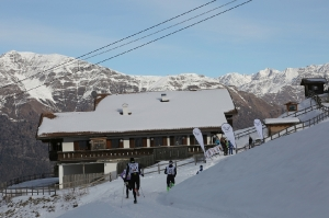 Berglauf Tarscher Alm 02.12.17