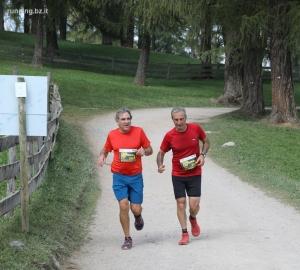 21 km Jenesien 23.09.18