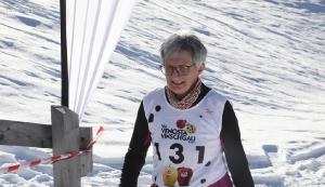Berglauf Tarscher Alm 01.12.18