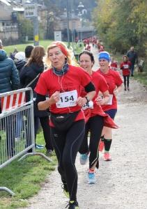 Frauenlauf Bozen 25.11.18