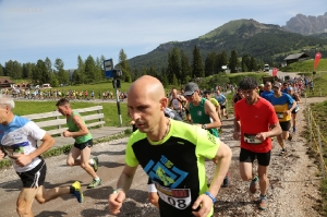 Saslong Half Marathon 09.06.18