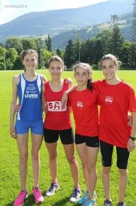 U16-U14-Mehrkampf Brixen 02.06.18