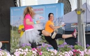 Frauenlauf Brixen 02.07.21